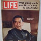 Life Magazine What China wants from Nixon's visit  July 30, 1971