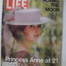 Life Magazing  Roving the Moon August 20, 1971