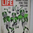 Life Magazine  Game Plan for the Dollar  August 27, 1971