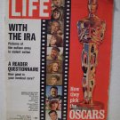 Life Magazine  How they pick the Oscars  April 7, 1972