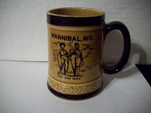 Cup of Hannibal, MO  Mark Twains Home