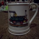 Vintage Enesco Train Cup
