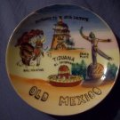 """5 1/4""""  Old Mexico Plate"""