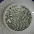 "6 1/2""  Taylor & Smith Pastoral Plate"