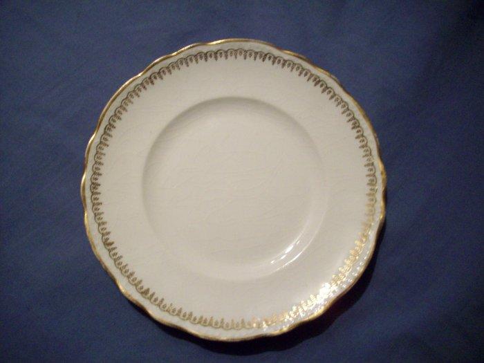 "6 1/4"" Homer Laughlin Vintage Hudson  Plate"