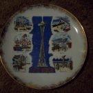 "8""  Seattle Washington Plate"