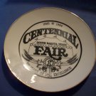 "7 1/4""  Centennial South Dakota State Fair Plate"