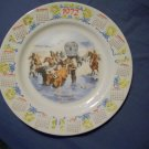 "10 1/4""  1972 Frederic Remington Calander Plate"