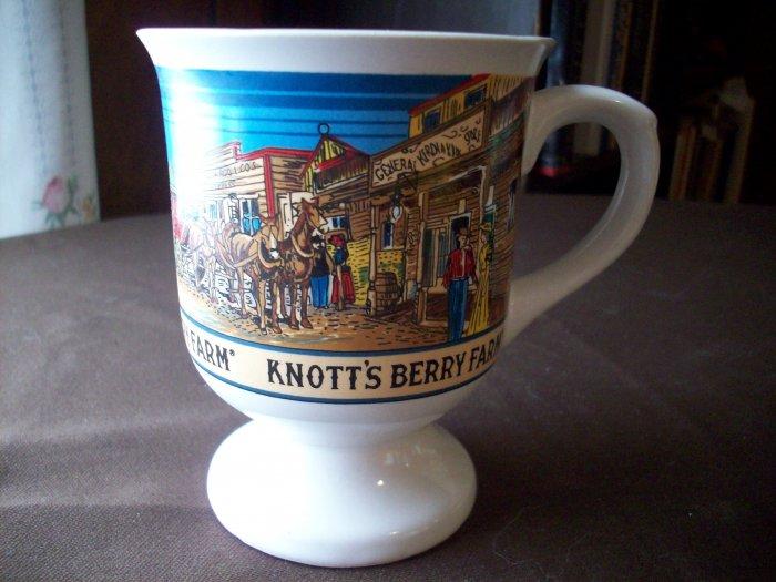 Knott's Berry Farm Mug