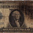 1923 One Dollar Large Size Silver Certificate