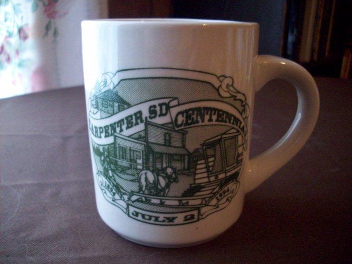 Carpenter S.D. Centennial 1894-1994 Cup
