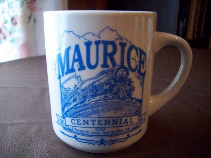 Maurice Centennial 1891-1991 Cup