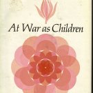 At War As Children by Kit Reed