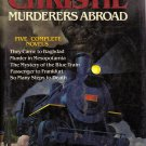Murderers Abroad Five Complete Novels by Agatha Christie