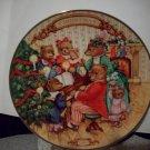 1989 Avon Christmas Plate