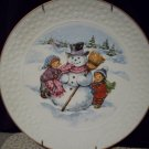 1986 Avon Christmas Plate