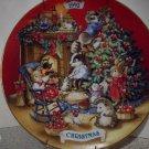 1992 Avon Christmas Plate