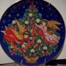 1995 Avon Christmas Plate