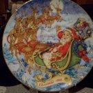 1993 Avon Christmas Plate