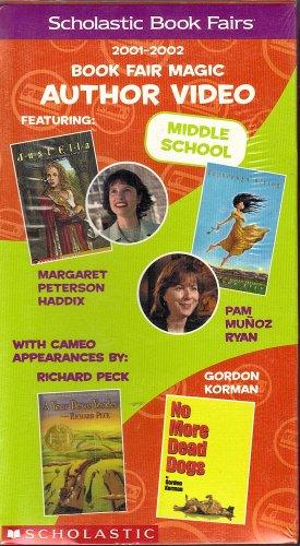 Book Fair Magic Author Video