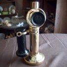 Avon Bottle 1/2 Full Vintage Telephone-Shaped