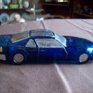 Avon Bottle Small Blue Car