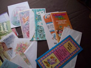 15 New Assorted Greeting Cards Lot 3