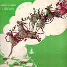 Vintage Sheet Music  Santa Claus Is Coming To Town