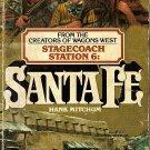 Santa Fe by Hank Mitchum