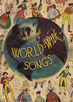 Treasure Chest of World-Wide Songs