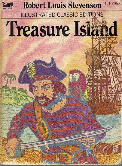 Amazoncom Treasure Island A Stepping Stone BookTM