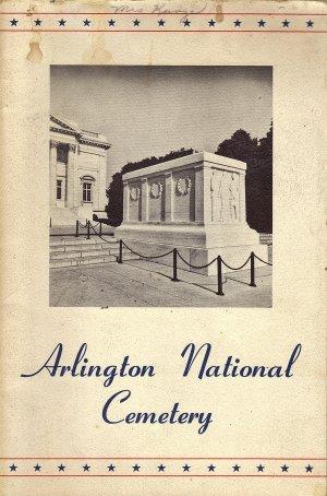 Arlington National Cemetery by T. Sutton  Jett