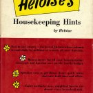 Heloise's Housekeeping Hints by Heloise