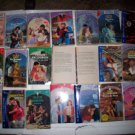 Lot of 21 Silhouette Romance Books