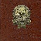Houston Livestock Show & Rodeo 50th Anniversary 1932-1982 Commemorative Cookbook