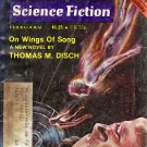 Fantasy and Science Fiction Magazine February 1979