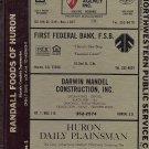 Huron City Directory 1984