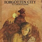 Nancy Drew Mystery Stories #52  The Secret of the Forgotten City by Carolyn Keene