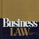 Business Law by Anderson Kumpf