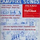Sing-along, Play-along Campfire Songs