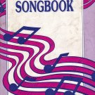 Sing-along Songbook A Songbook for Younger Girl Scouts