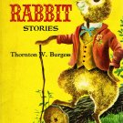 Read-Aloud Peter Rabbit Stories by Thornton W. Burgess