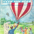 Good-Old-Days Magazine August 1970
