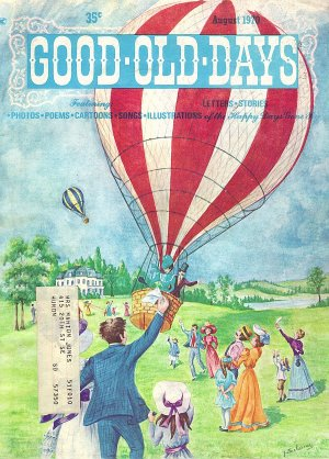 Good-Old-Days Magazine August 1970