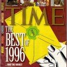 Time Magazine December 23, 1996