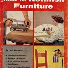 How To Refinish Furniture  #236