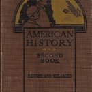 American History Second Book by Arthur C. Perry and Gertrude A. Price