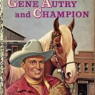 Gene Autry and Champion by Monica Hill