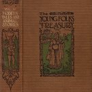 The Young Folks Treasury Vol. IV Modern Tales And Animal Stories
