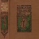 The Young Folks Treasury Vol. XII Music And The Fine Arts
